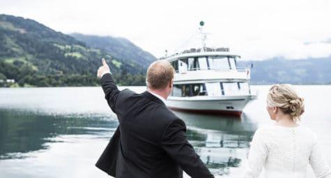 Trouwen in Zell am See Oostenrijk