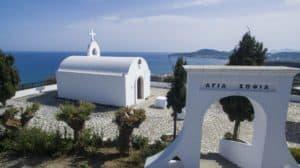Trouwen Aghia Sophia op Rhodos