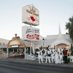 Trouwen in Las Vegas a Little White Wedding Chapel