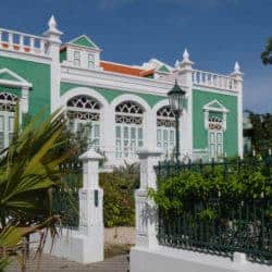 Trouwlocatie Oranjestad Stadhuis Aruba