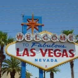 Trouwen in Las Vegas Extravaganza