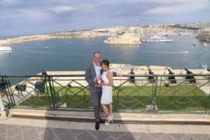 Trouwen Haven Malta