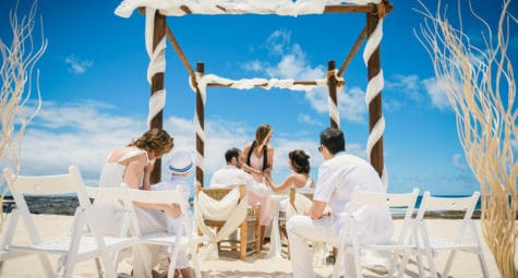 Renewal of the Vows in Spanje - Fuerteventura