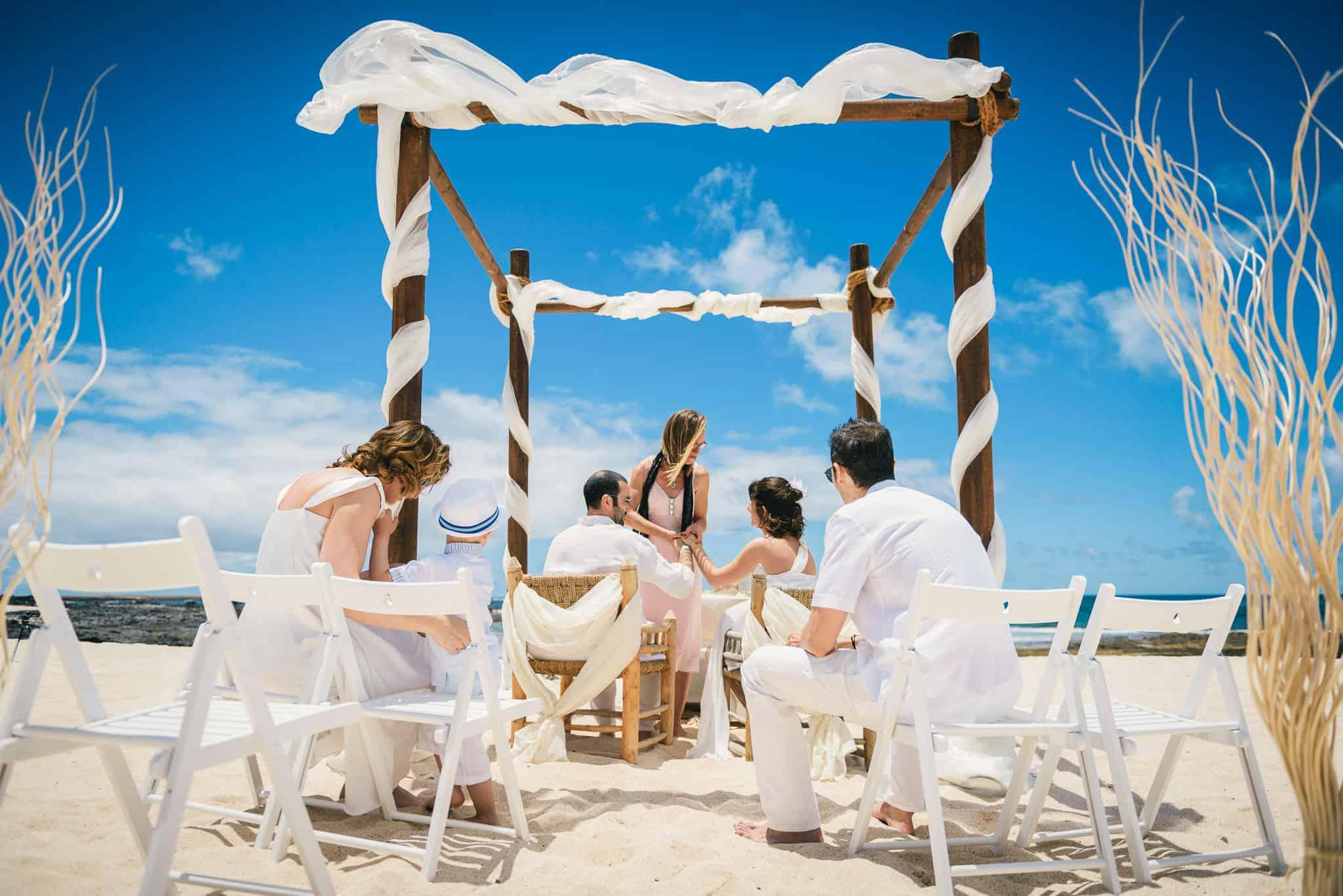 Renewal of the Vows in Spanje - Fuerteventura
