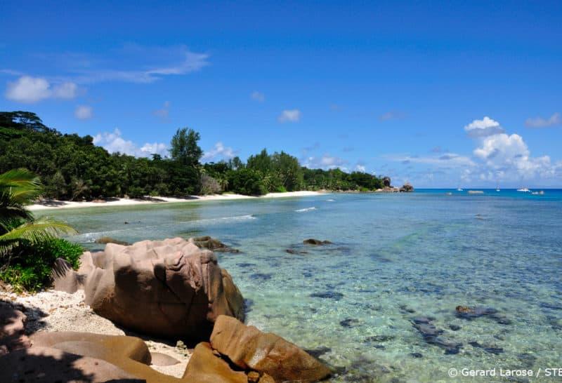 Seychellen la Digue Anse Severe