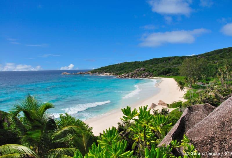Seychellen la Digue Grand Anse
