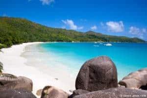 Trouwen Seychellen Praslin Anse Lazio