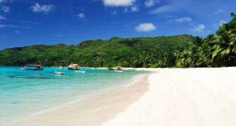 Trouwen op Seychellen Mahe Anse Royale