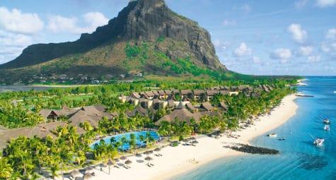 Trouwlocatie Mauritius Beachcomber Paradis
