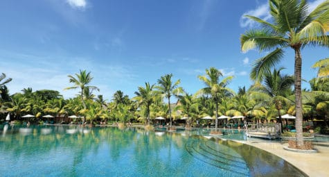 Trouwlocatie Mauritius Beachcomber Trou aux Biches