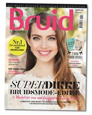 Interweddings in Bruid & Bruidegom magazine
