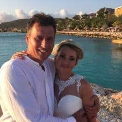 Willem en Galinda Curacao Renewal of the Vows