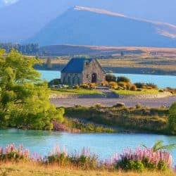 Church of the Good Shepherd Lake Tekapo