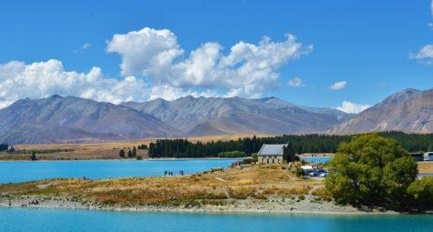 Nieuw Zeeland Lake Tekapo