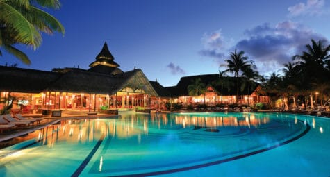 Shandrani Beachcomber Resort Spa
