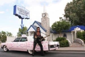 Trouwen Las Vegas Graceland Elvis