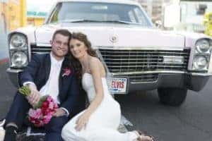 Trouwen Las Vegas Graceland Cadillac Elvis