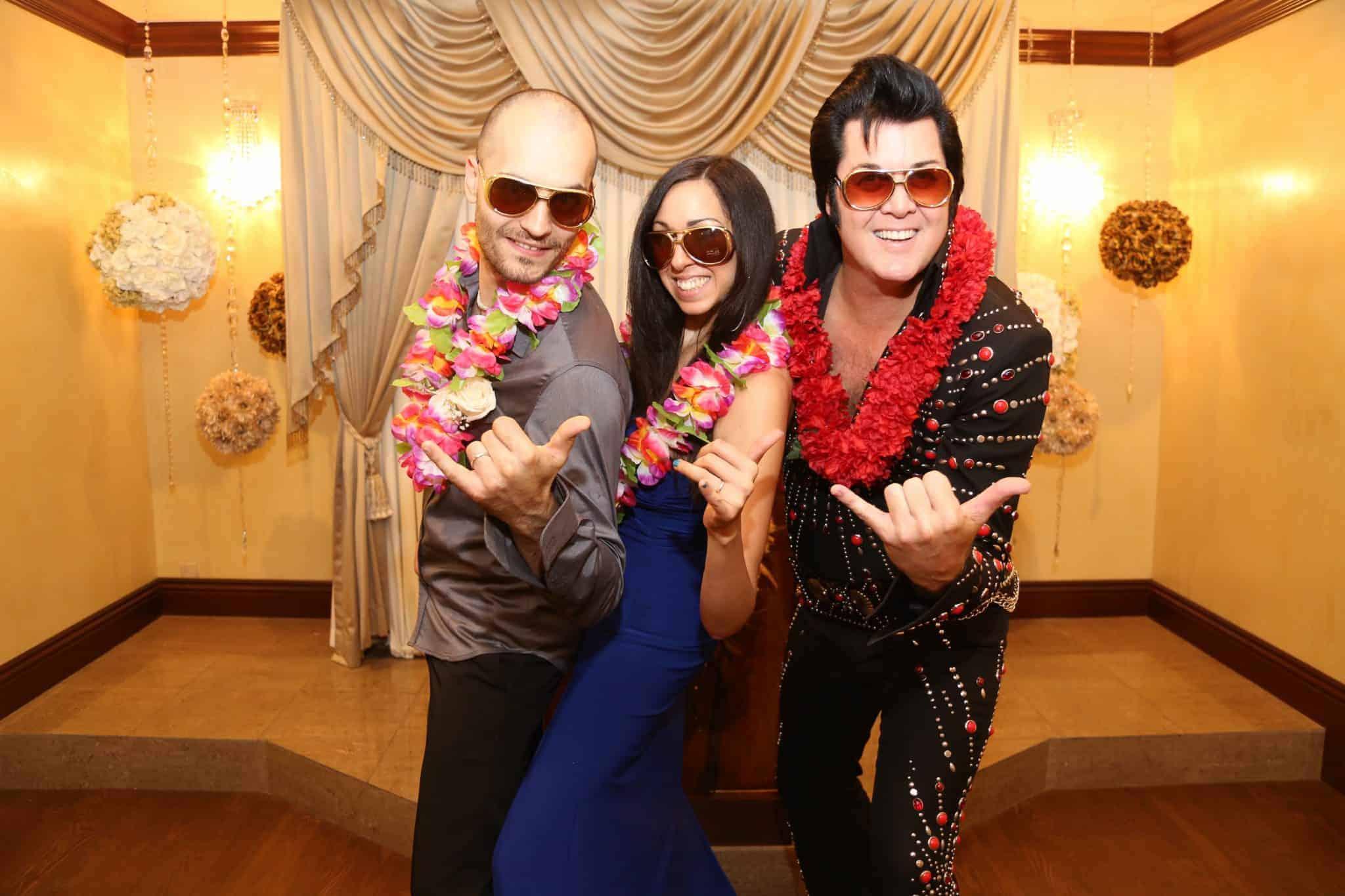 Trouwen Las Vegas Graceland met Elvis