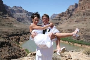 Trouwen Las Vegas Grand Canyon