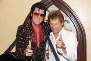 Trouwen Las Vegas Graceland Jon Bon Jovi