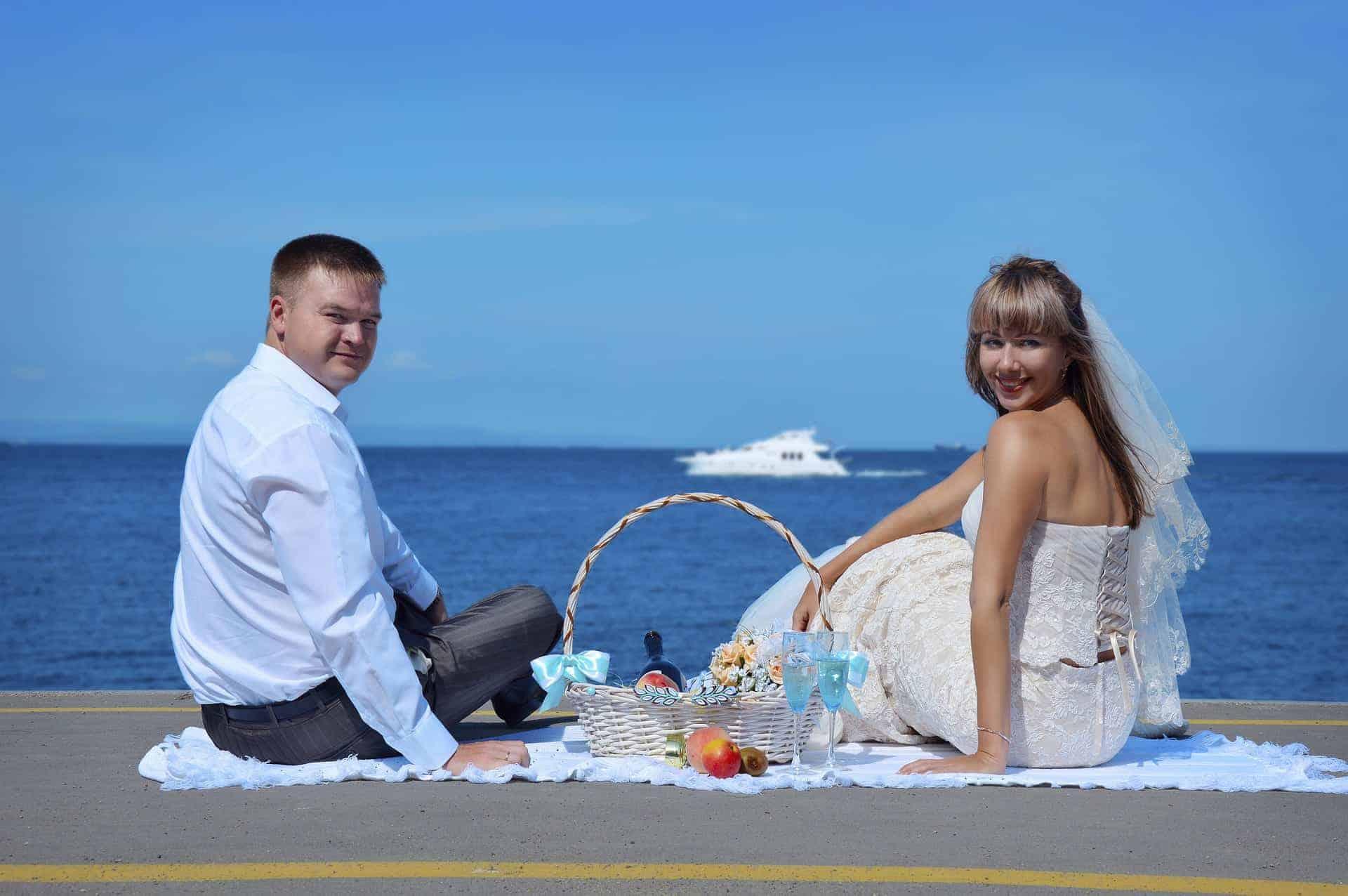 DIY Bruiloft buitenland