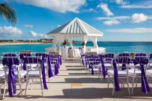 Sonesta Maho Beach Resort Wedding