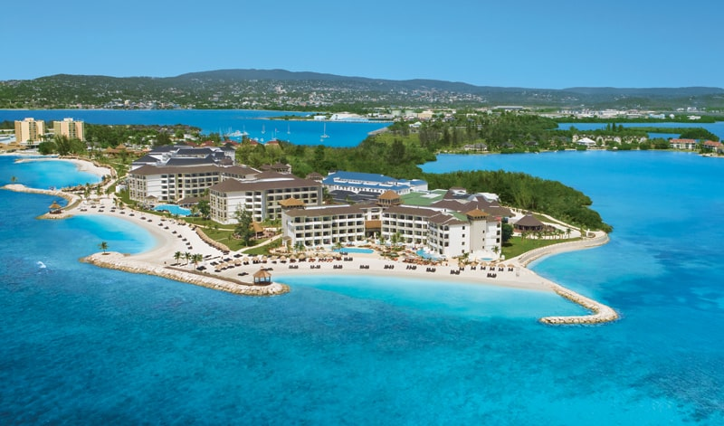 Trouwen Jamaica Secrets Resorts