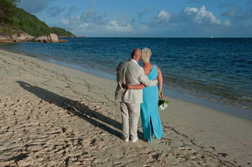 trouwen ervaring Seychellen