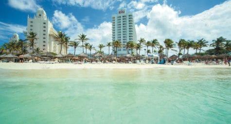 Trouwen RIU Aruba