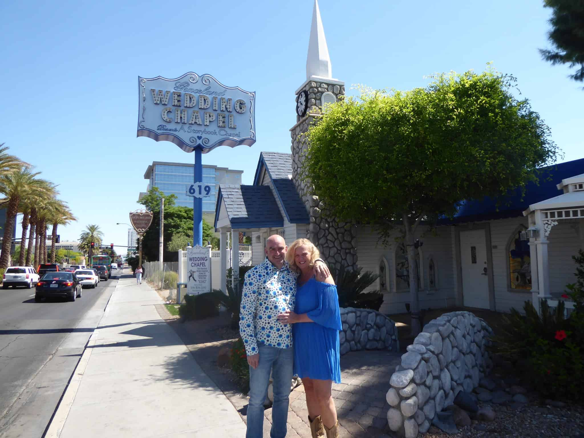 Wedding Chapel Las Vegas