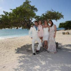 Review trouwen Aruba