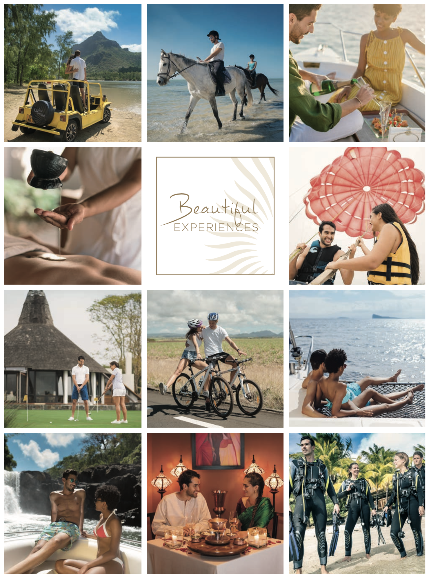 Beautiful Experiences Beachcomber Mauritius