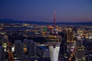 Top of the world Stratosphere Las Vegas