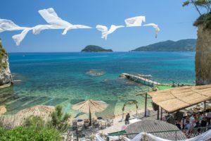Cameo eiland trouwen op Zakynthos