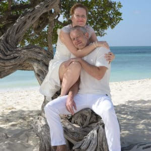 Trouwen op Aruba