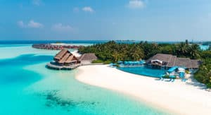 Dhigu Malediven