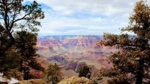 Grand Canyon bustour vanuit Las Vegas