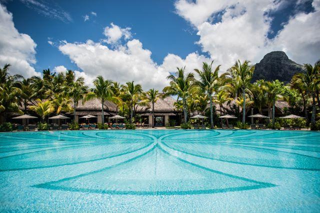SAFE PLACE-label Beachcomber Paradis Mauritius