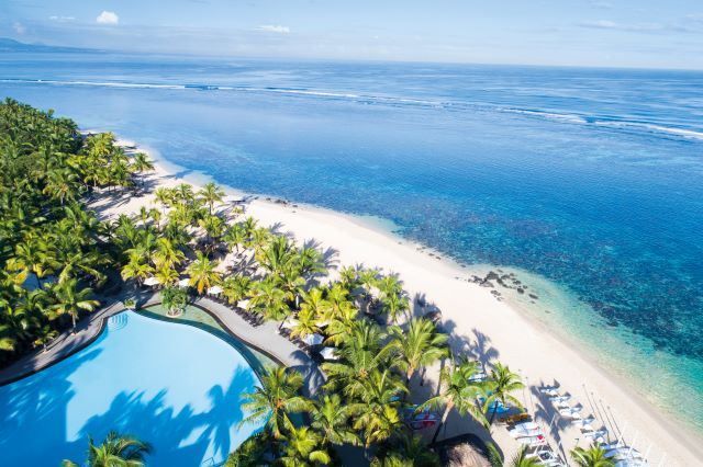 SAFE PLACE-Label Beachcomber Victoria Mauritius