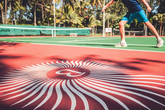 Shandrani Beachcomber Resort Spa Tennis